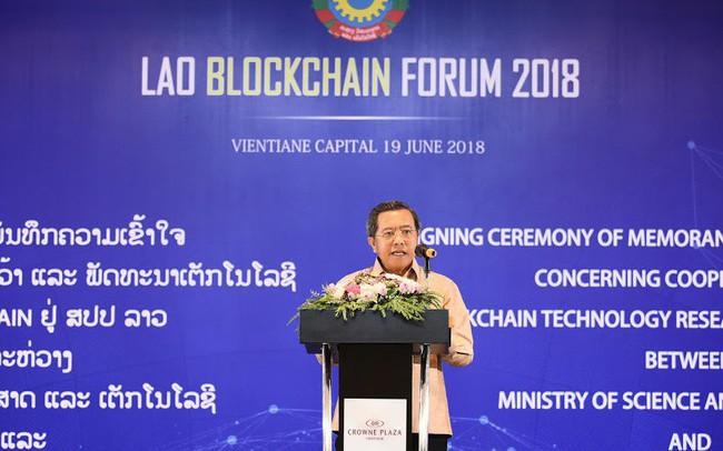 Lào thúc đẩy xây dựng chính phủ vận hành bằng blockchain đầu tiên ở Đông Nam Á