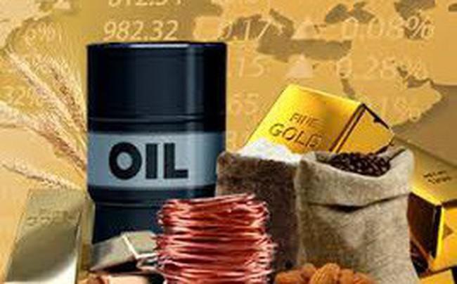 """Thị trường hàng hóa ngày 02/6: Dầu, vàng, đường """"đuối sức"""" trước đồng USD mạnh"""
