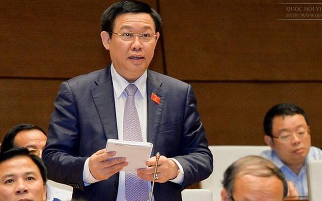 Phó thủ tướng Vương Đình Huệ có 120 phút trả lời chất vấn