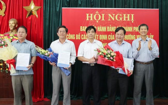 Điều động một số nhân sự chủ chốt tỉnh Quảng Nam