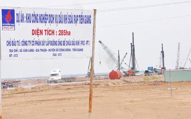 Chính phủ thúc thu hồi một dự án dầu khí của Petro Vietnam
