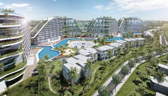 The Coastal Hill - FLC Grand Hotel Quy Nhơn sắp cán đích bán hàng