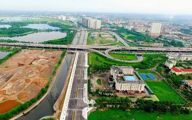 Tân Hoàng Minh xây đường gần nghìn tỷ, đổi 20ha đất vàng quận Hoàng Mai