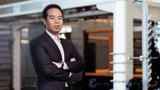 Đoàn Quốc Huy - Đại gia bất động sản và niềm đam mê kinh doanh phòng tập