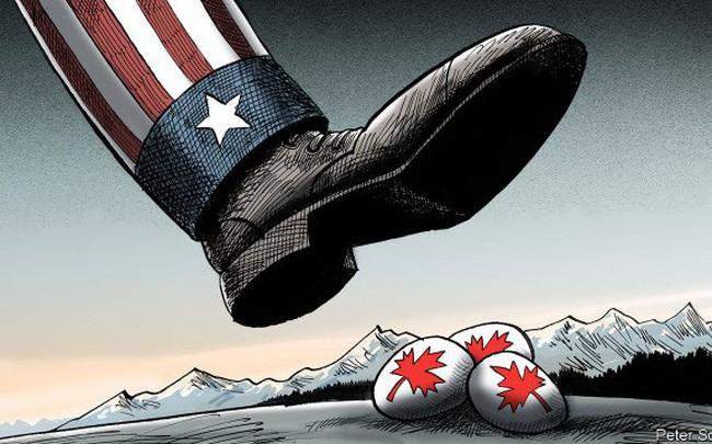 Không phải Trung Quốc, đây mới là quốc gia mong manh nhất trước sự tấn công của Tổng thống Trump trên mặt trận thương mại