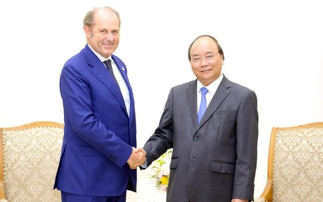 Thủ tướng: Năm nay Việt Nam dự kiến đạt mức tăng trưởng cao hơn năm 2017