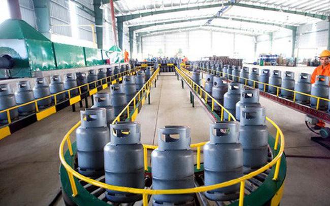 Bãi bỏ quy định nhà phân phối phải có 100.000 bình gas