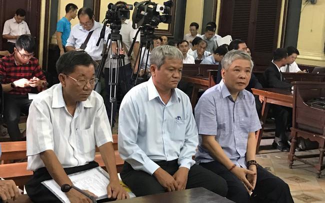 Bắt đầu xét xử nguyên Phó Thống đốc NHNN Đặng Thanh Bình
