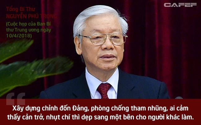 10 tuyên bố cứng rắn của lãnh đạo Đảng, Nhà nước với vấn nạn tham nhũng