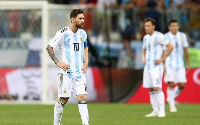 Chuyển động World Cup: Messi chưa vô địch, chưa giải nghệ
