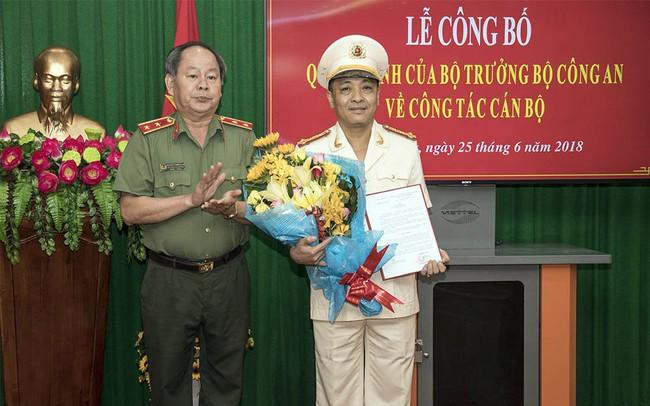Vĩnh Long có tân Phó Giám đốc Công an tỉnh
