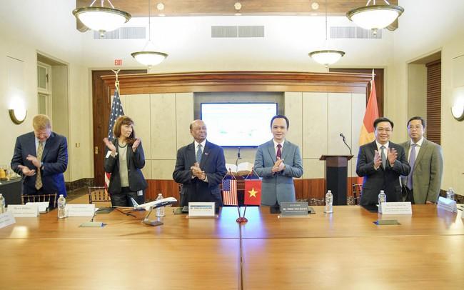 Reuters: Bamboo Airways ký thỏa thuận mua 20 máy bay Boeing 787-9 Dreamliner trị giá 5,6 tỷ USD