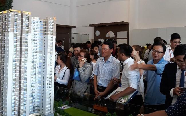 Tp.HCM: Giao dịch bất động sản tiếp tục tăng nhiệt
