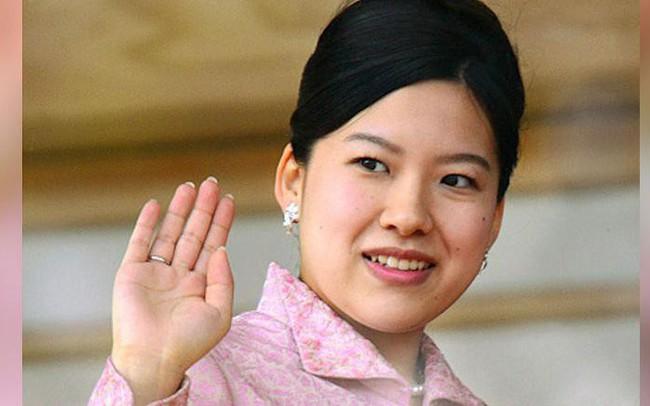 Công chúa Nhật Bản lấy nhân viên giao hàng, rời khỏi Hoàng tộc