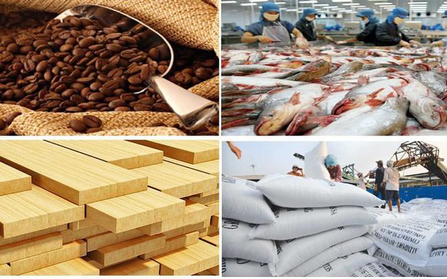 GDP nông lâm thủy sản 6 tháng tăng cao nhất trong 10 năm gần đây