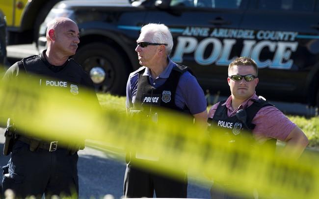 Mỹ: Tấn công toà soạn báo tại Maryland làm ít nhất 5 người thiệt mạng