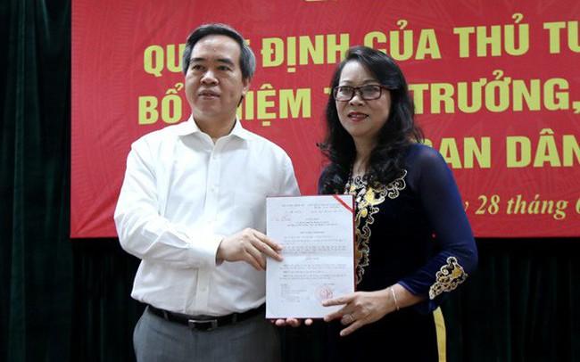 Bà Hoàng Thị Hạnh giữ chức Thứ trưởng – Phó Chủ nhiệm Ủy ban Dân tộc
