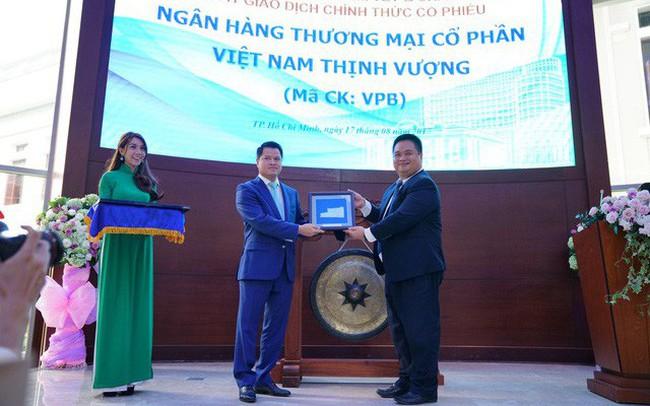 Vợ ông Ngô Chí Dũng vừa mua 5 triệu cổ phiếu VPBank