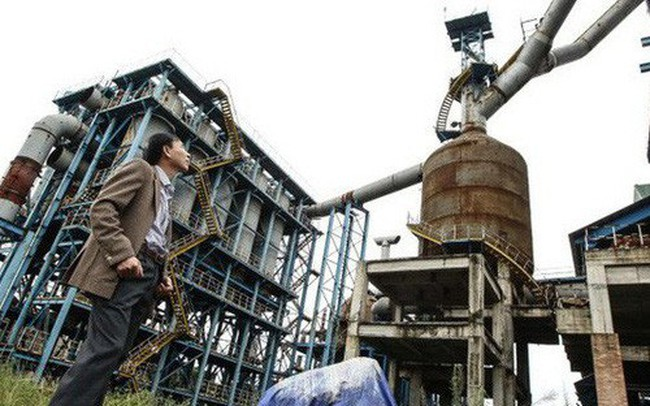 Gang thép Thái Nguyên: Tổng thầu Trung Quốc tăng giá mới lên 137 triệu USD