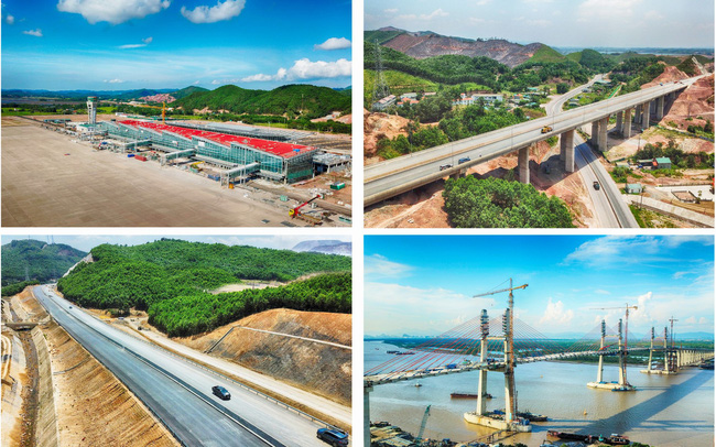 """Quảng Ninh """"thúc"""" tiến độ thi công Dự án cầu Bạch Đằng, đường dẫn và nút giao cuối tuyến"""