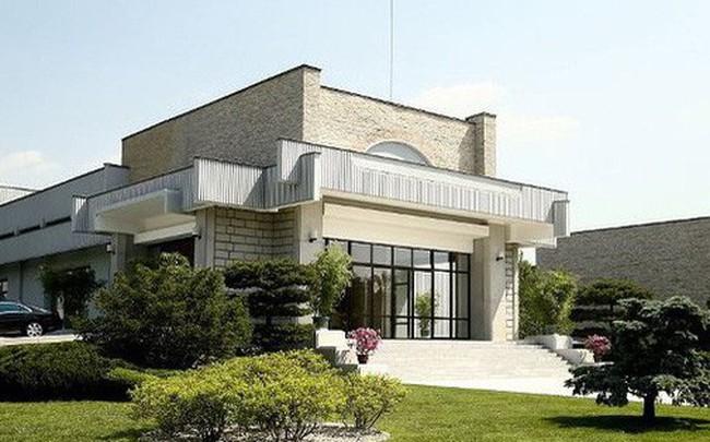 Hình ảnh chưa từng công bố về dinh thự của nhà lãnh đạo Triều Tiên Kim Jong-un