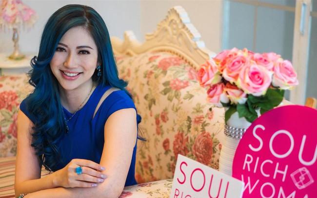 Người đẹp từng lọt top 3 hoa hậu Singapore mở lò huấn luyện các CEO và chính trị gia