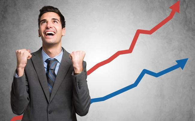 """Quên hết nỗi sợ, nhà đầu tư thi nhau """"đua trần"""" cổ phiếu, VnIndex tăng gần 21 điểm trong phiên đầu tuần"""
