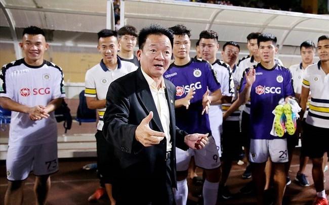 Bầu Hiển thưởng Hà Nội mỗi bàn thắng 20 triệu, sạch lưới 30 triệu