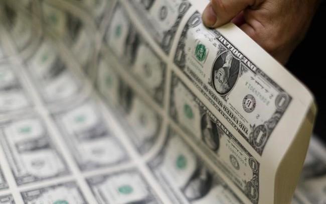 Tỷ giá lại bật tăng mạnh phiên giao dịch đầu tuần