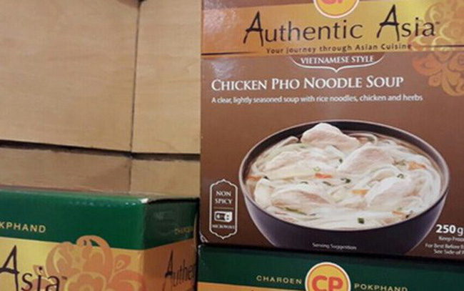 Không phải DN Việt, 1 công ty Thái Lan đang sản xuất phở Việt bán sang Mỹ và trở thành mặt hàng bán chạy nhất tại thị trường này