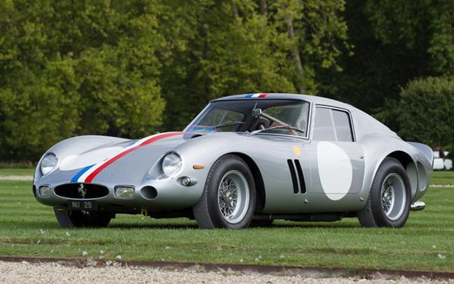 Siêu xe Ferrari 250 GTO vừa được bán với giá 80 triệu USD, chính thức trở thành chiếc xe đắt nhất mọi thời đại