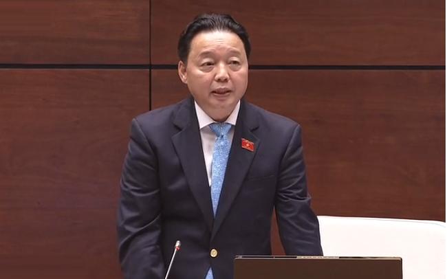 Bộ trưởng Trần Hồng Hà: Cần có chế tài xử lý đầu cơ tại 3 đặc khu
