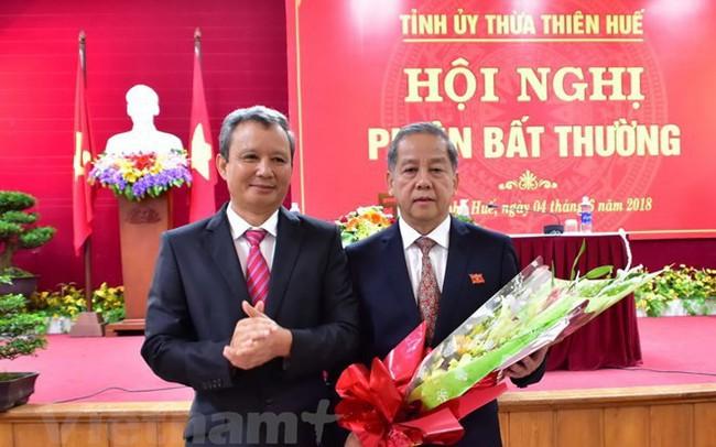 Thừa Thiên – Huế có tân Chủ tịch UBND tỉnh