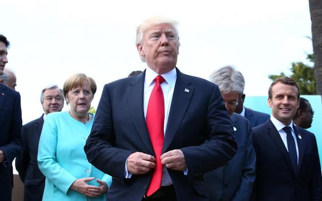 Bài toán khó cho Tổng thống Trump ở hội nghị G7
