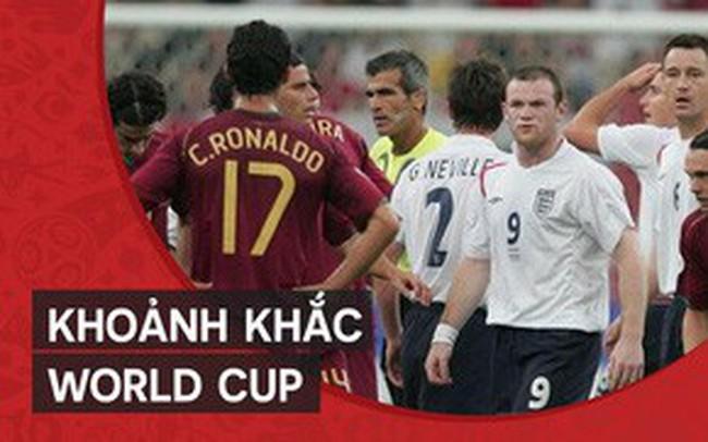 Khoảnh khắc World Cup: Cú ngã đau đớn nhất cuộc đời Zidane