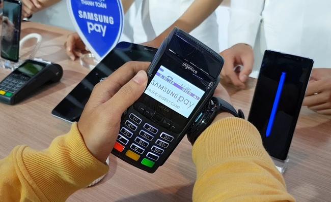 Vì sao các ngân hàng nhanh chóng ủng hộ và triển khai Samsung Pay
