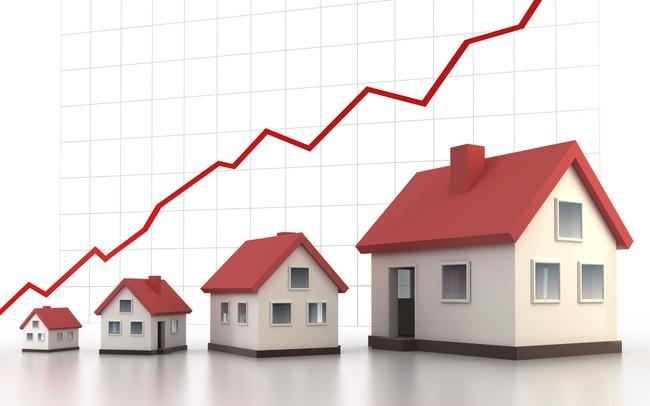 Nhiều ngân hàng vào cuộc tăng lãi suất tín dụng bất động sản