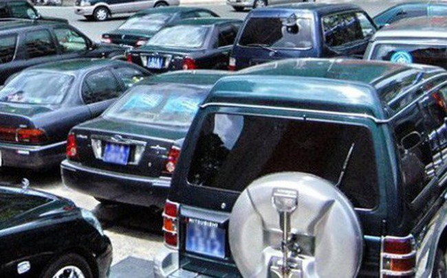 Thượng tướng, Đô đốc Hải quân được sử dụng xe ô tô trị giá tối đa là 1, 1 tỷ đồng