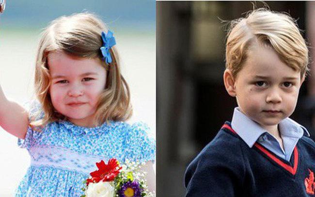 Vì sao Hoàng tử nhỏ và Công chúa Charlotte không được phép ăn cùng cha mẹ trong bữa ăn hoàng gia?