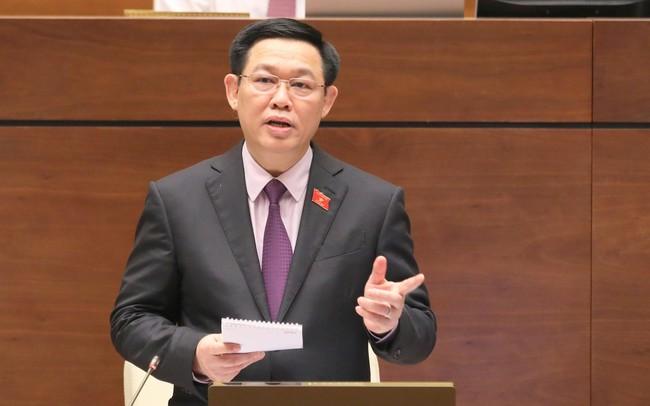 Phần trả lời chất vấn đáng chú ý nhất của Phó Thủ tướng Vương Đình Huệ tại Nghị trường