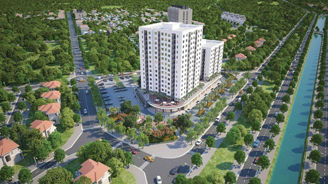 No-08 Giang Biên – Dự án nổi bật phía đông Hà Nội