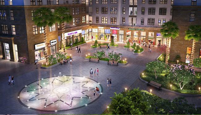 Mở bán chính thức Hanoi Homeland Long Biên
