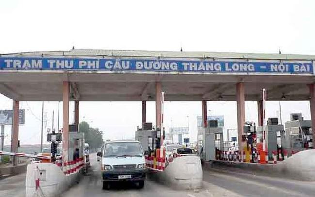 Bộ Giao thông: Dời trạm BOT Bắc Thăng Long-Nội Bài do Thủ tướng quyết