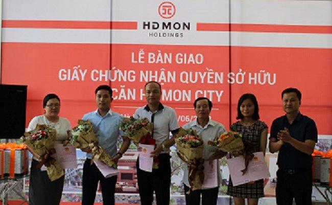 Mon City: Cư dân nhanh chóng được chứng nhận quyền sở hữu căn hộ