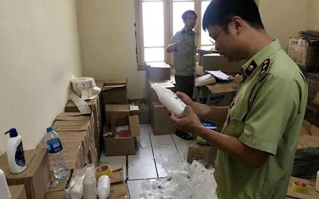 Phát hiện lượng lớn mỹ phẩm giả tại trụ sở cũ của Thanh tra Chính phủ