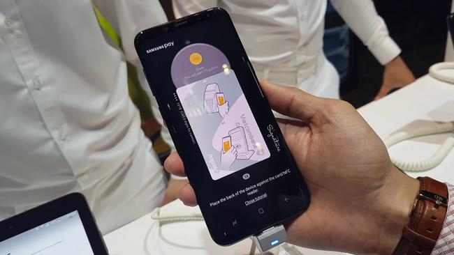 Samsung đang triển khai công nghệ tài chính tầm cỡ thế giới tại Việt Nam như thế nào?
