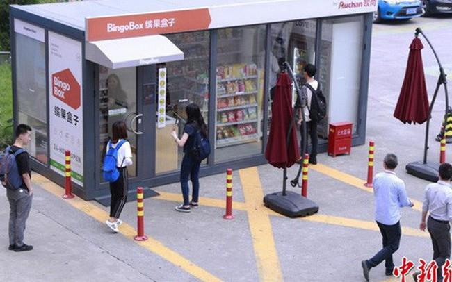 Điều gì khiến cửa hàng không nhân viên nở rộ tại Trung Quốc?