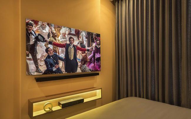 Không chỉ có QLED TV, Samsung đã âm thầm tạo ra cả một hệ thống giải trí thông minh cho gia đình