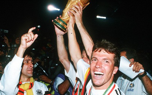 """Lịch sử World Cup 1990: Ca khúc huyền thoại """"Mùa hè Italia"""" và chất thép của người Đức"""