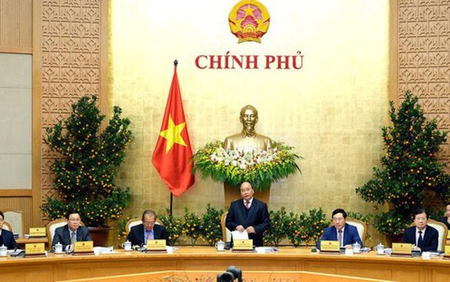 Chính phủ quyết nghị nhiều nội dung quan trọng về kinh tế
